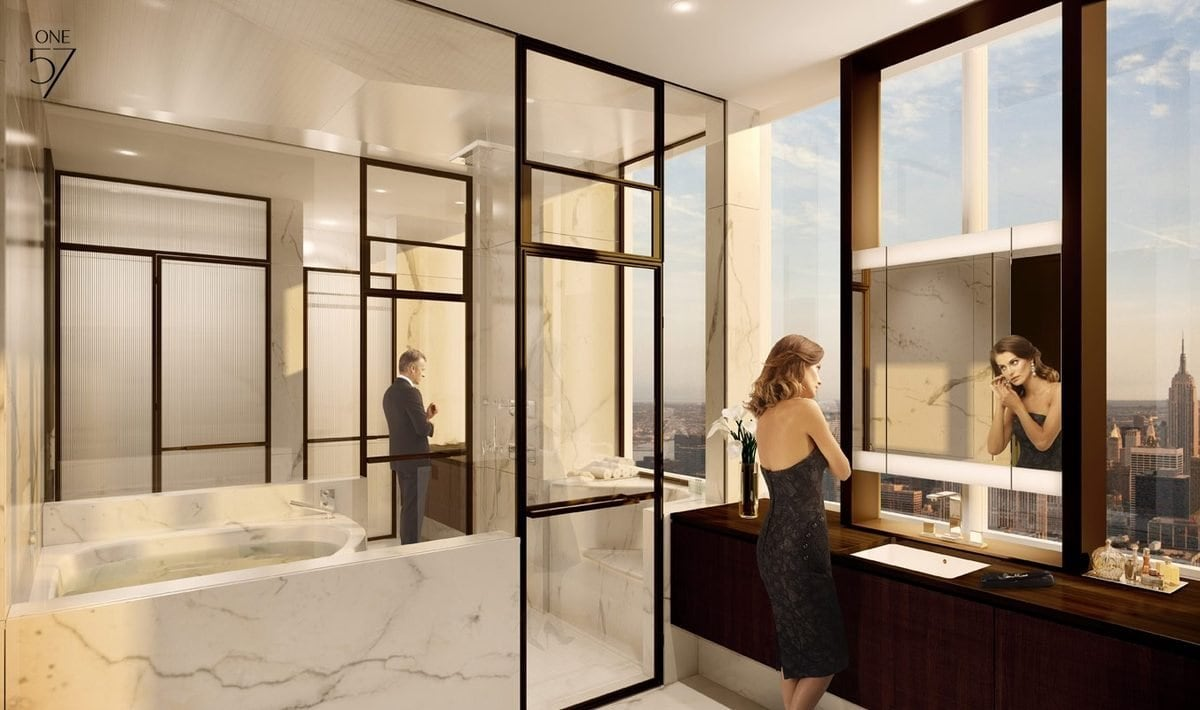 what the most expensive apartment in new york city will look like freeyork. Black Bedroom Furniture Sets. Home Design Ideas
