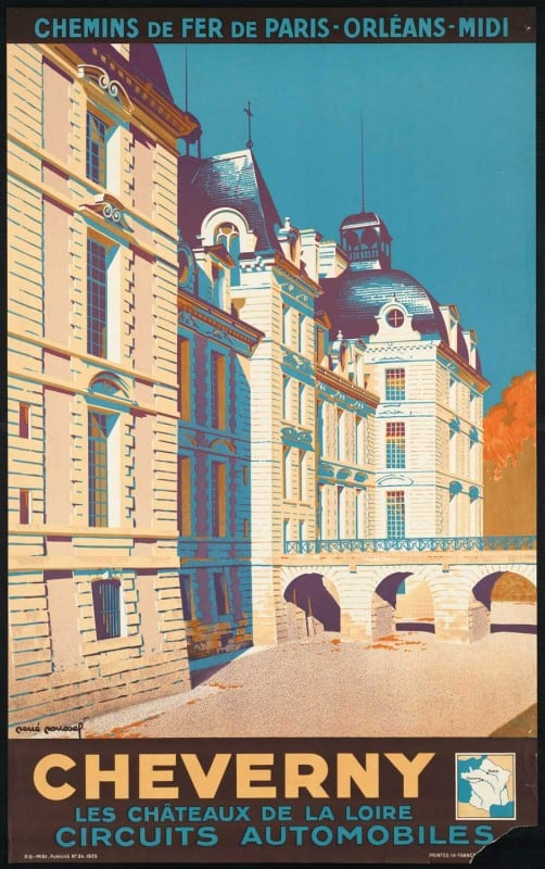 vintagePosters02 502x800 - 60 Beautiful Examples Of Vintage Travel Posters