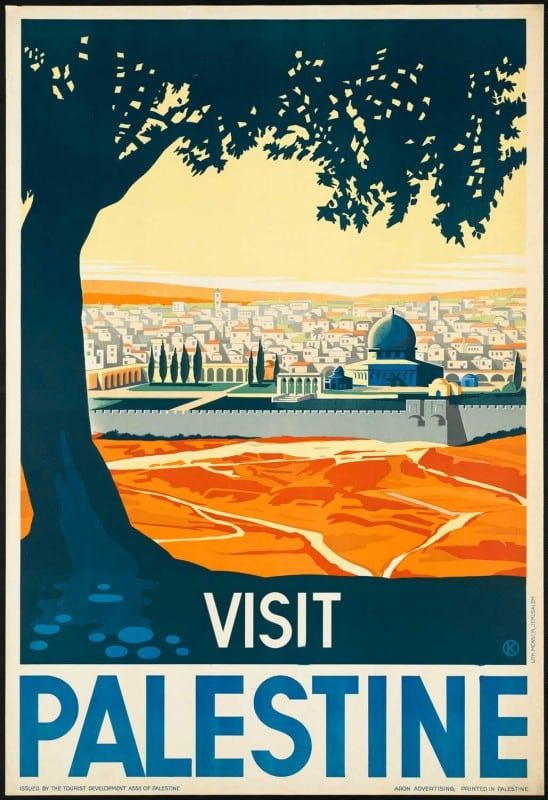 vintagePosters03 548x800 - 60 Beautiful Examples Of Vintage Travel Posters