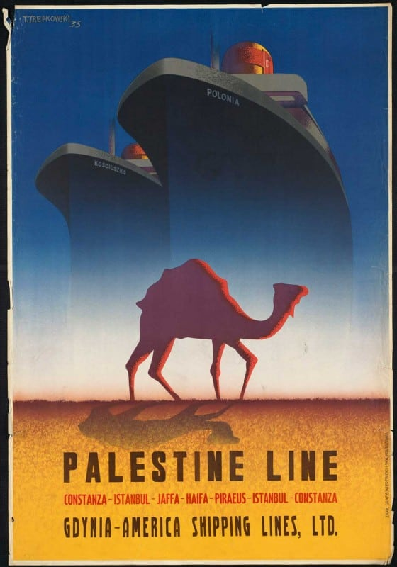 vintagePosters10 560x800 - 60 Beautiful Examples Of Vintage Travel Posters