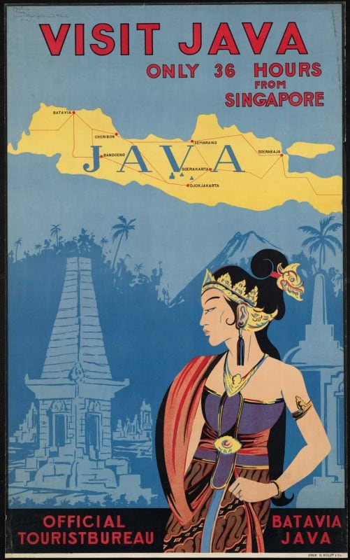 vintagePosters18 501x800 - 60 Beautiful Examples Of Vintage Travel Posters