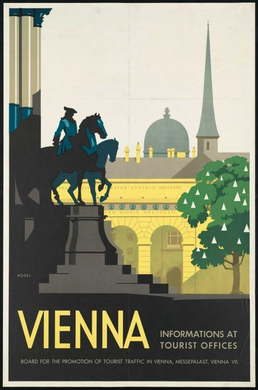 vintagePosters19 529x800 - 60 Beautiful Examples Of Vintage Travel Posters