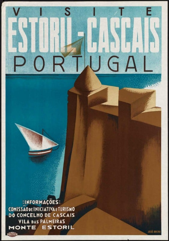 vintagePosters23 563x800 - 60 Beautiful Examples Of Vintage Travel Posters