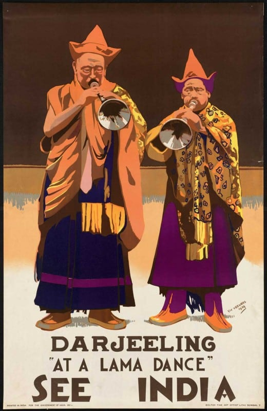 vintagePosters28 520x800 - 60 Beautiful Examples Of Vintage Travel Posters