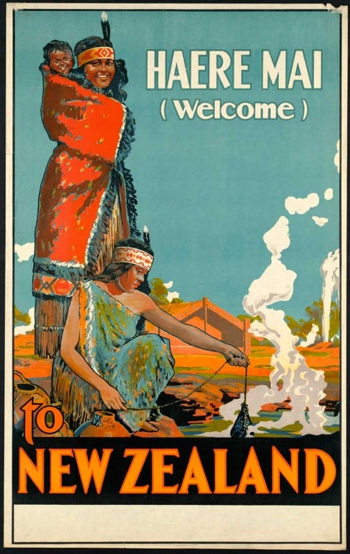 vintagePosters33 505x800 - 60 Beautiful Examples Of Vintage Travel Posters