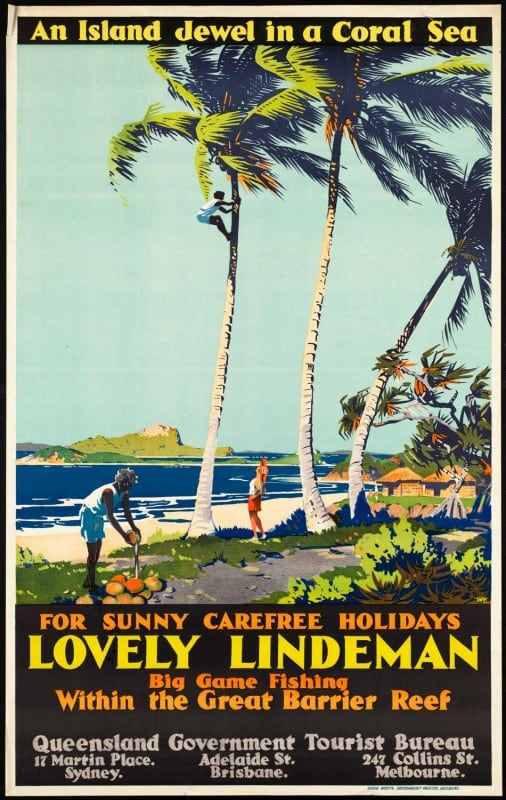 vintagePosters35 506x800 - 60 Beautiful Examples Of Vintage Travel Posters