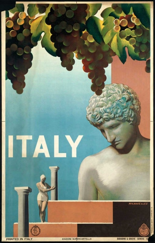 vintagePosters39 511x800 - 60 Beautiful Examples Of Vintage Travel Posters