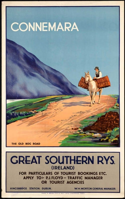 vintagePosters44 502x800 - 60 Beautiful Examples Of Vintage Travel Posters