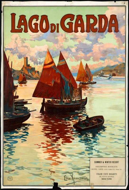 vintagePosters56 544x800 - 60 Beautiful Examples Of Vintage Travel Posters
