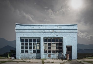 Abandoned And Isolated Signs of Human Beings by Ed Freeman 4