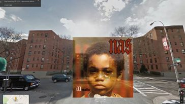 Nas Illmatic 810x486 364x205 - Iconic Hip Hop Albums in Google Street View with Nas, Beastie Boys, Ice Cube + more