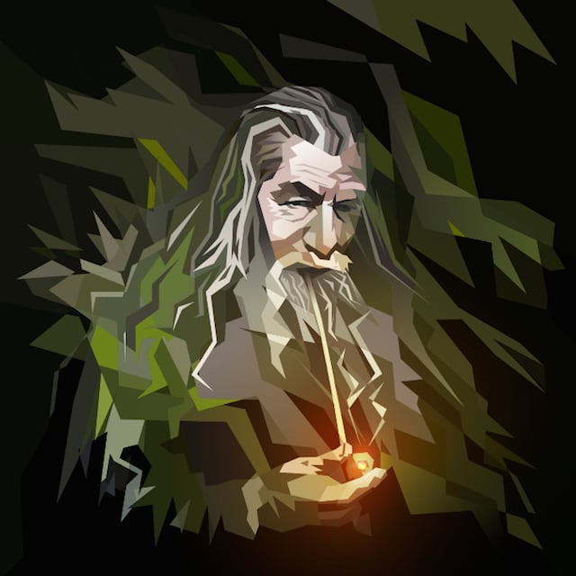 The-Hobbit-Gandalf-wallpaper-679