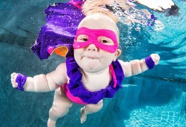 Charming Photo-Project 'Underwater Babies' By Seth Casteel 3