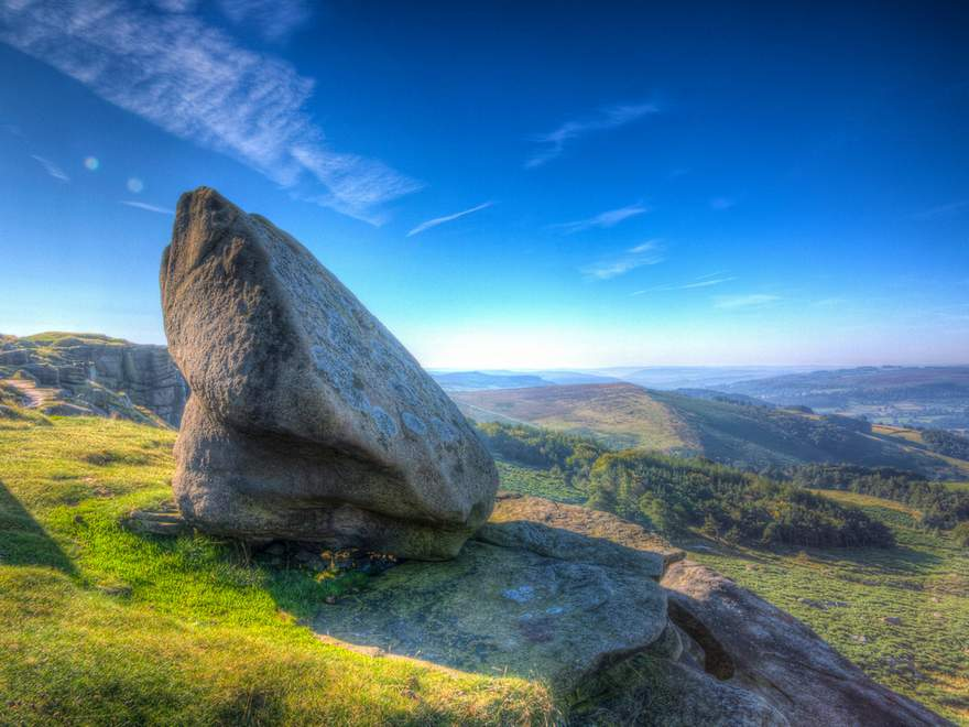 Top 20 Most Beautiful British Countryside Scenes -uk, mountains