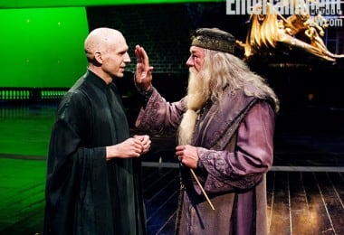 Harry Potter: 19 Amazing Behind-The-Scenes From the Entire Series 16