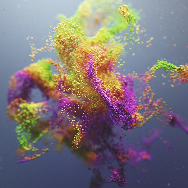Amazing Experimental Raw 3D Artworks by Joey Camacho -project, photography