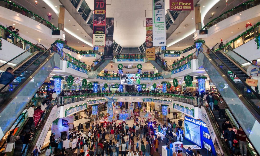 south-city-mall-kolkota-india