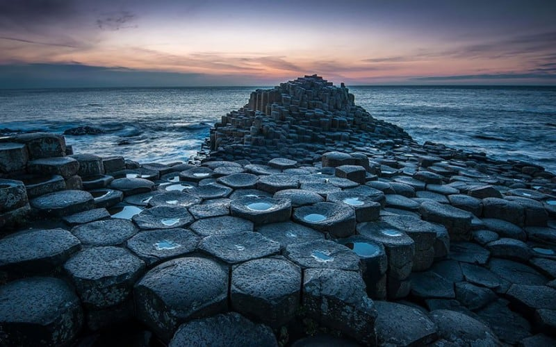 Source: Greg Sinclair {link: http://500px.com/photo/65790253/giants-causeway-by-greg-sinclair}