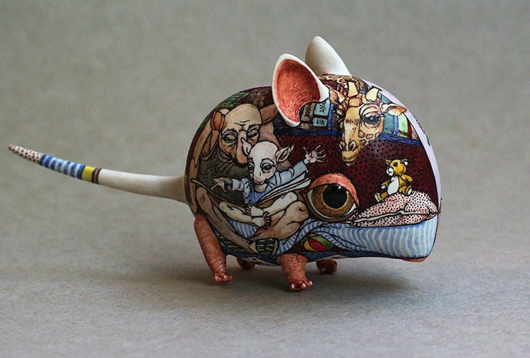 porcelain-mouse