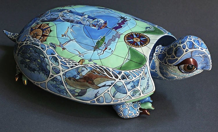 porcelain-turtle