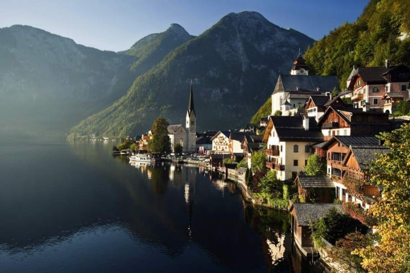14-Hallstatt-lake