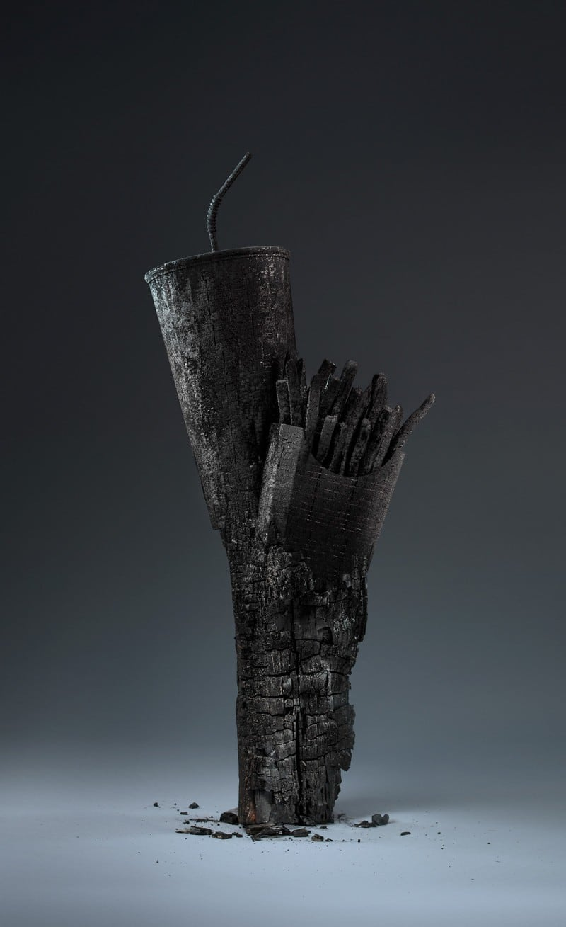 Deconstruction of America by Mike Campau -usa, society, project