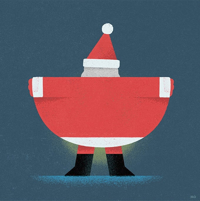 Bright and Funny Illustrations by Mauro Gatti to Make you Smile -humorous, gifs, funny