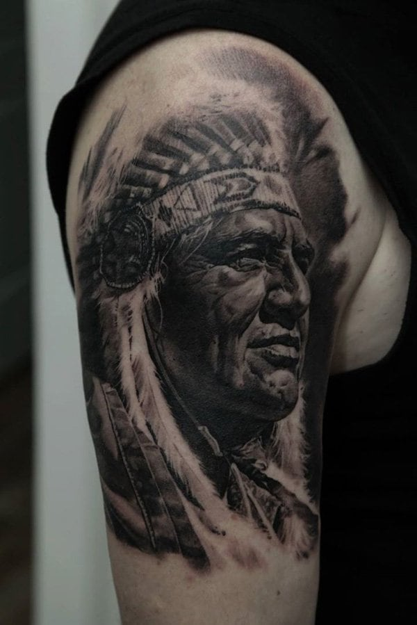 27 unique native american tattoo designs freeyork