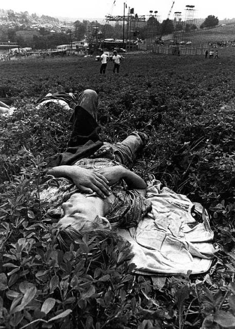 Photos of Life at Woodstock 1969 (21)