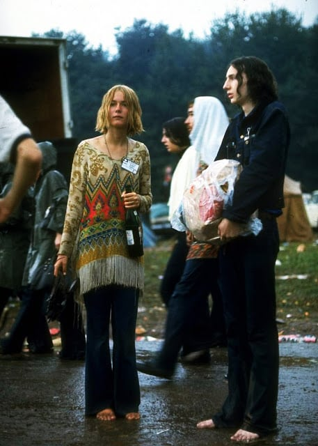 Photos of Life at Woodstock 1969 (39)