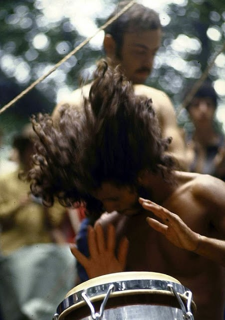 Photos of Life at Woodstock 1969 (40)