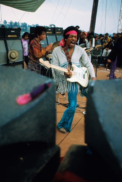 Photos of Life at Woodstock 1969 (54)