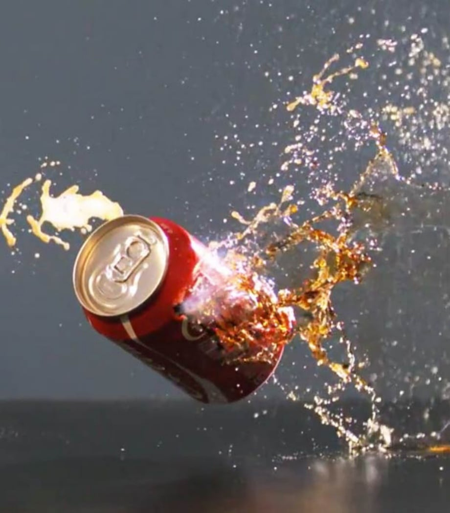 Bullets Exploding Through Everyday Objects In Super Slow Motion -