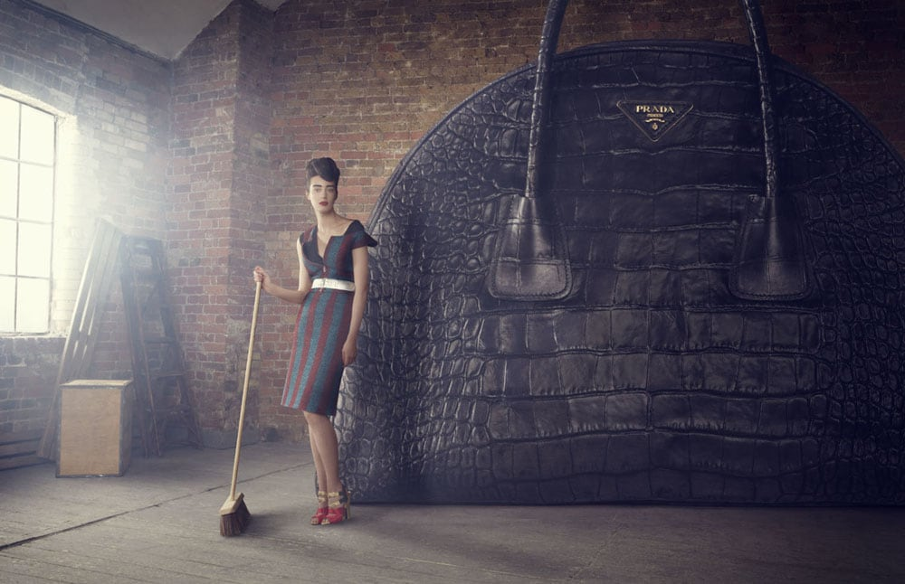 03 - Advertising Campaign 'The Big Bag Theory' By Lucia Giacani