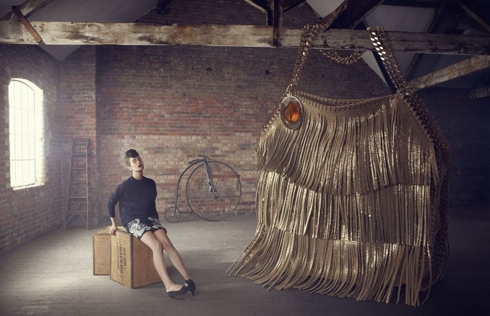 05 - Advertising Campaign 'The Big Bag Theory' By Lucia Giacani