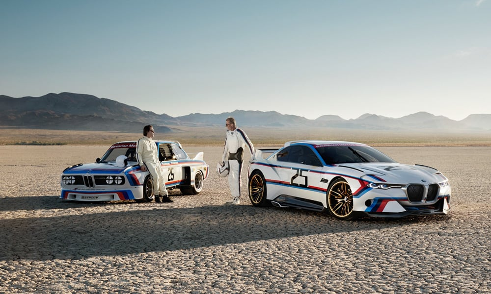 BMW Paid Tribute To Its Greatest Cars By Building This Concept BMW 3.0 CSL Hommage R -concept, car, BMW