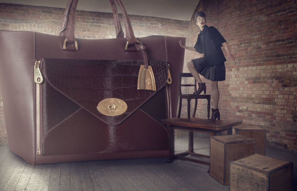 07 - Advertising Campaign 'The Big Bag Theory' By Lucia Giacani