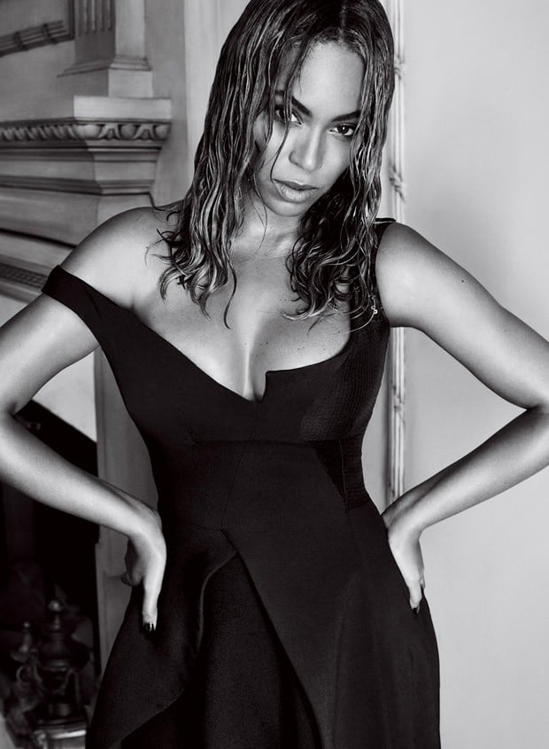 Beyonce Covered Vogue US September Issue 2015 -vogues us, photoshoot, Mario Testino, Beyoncé