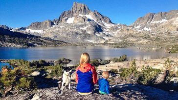 Meet The 2-Year-Old Backpacker Who Has Travelled More Than 483 Km -mountains, Instagram