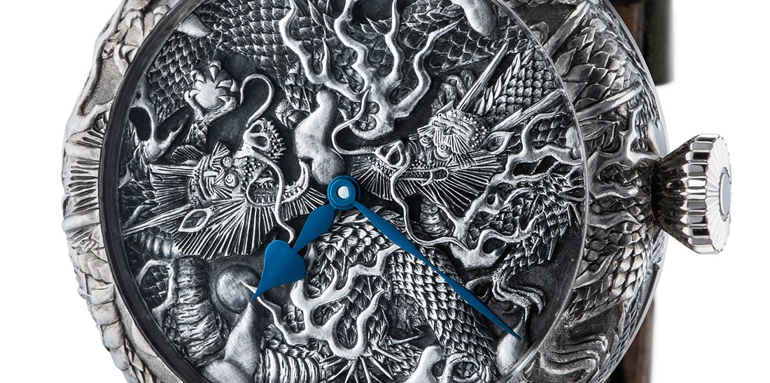 Stunning Speake-Marin's Wristwatch Inspired by Ancient Temple in Kyoto -watch