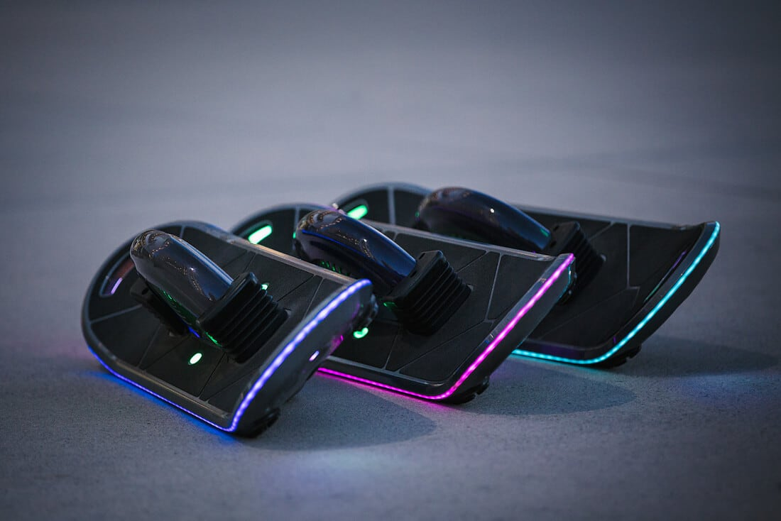 039 - Personal Electric Hoverboard Will Revolutionize The Ride experience
