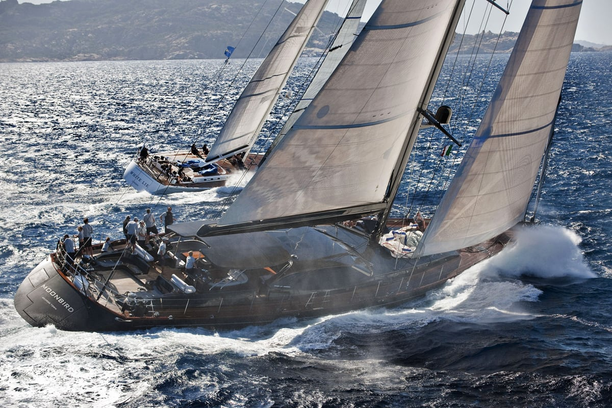 Loro Piana Superyacht Regatta 2009