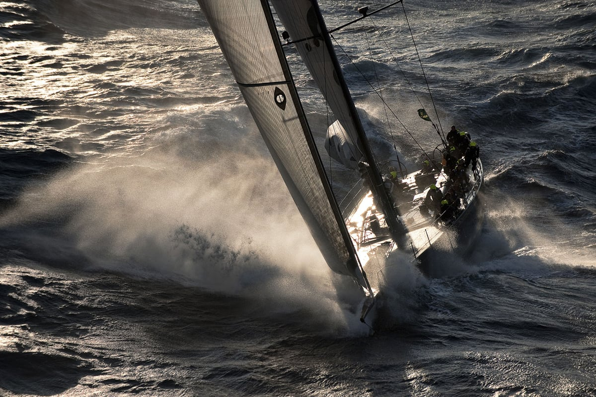 DSK PIONEER INVESTMENTS  Owner/Skipper: Danilo Salsi Design: SWAN 90, 2007  LOA: 27.7, Sail Number: ITA 490  Nation: ITA