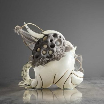 Marvelous Images of 3D-Printed Organisms by Six & Five -sculptures, hyper-realistic, clay sculptures