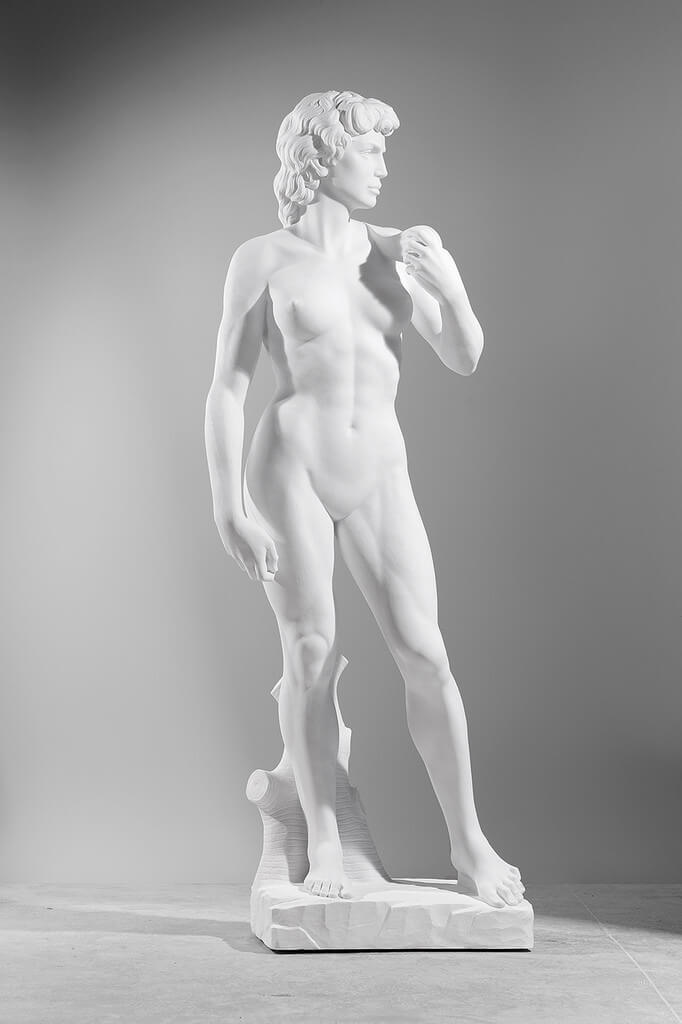 "21454879012 b347f49257 b - Mauro Perucchetti Creates ""Modern Heroes"" after Famous Sculptures"