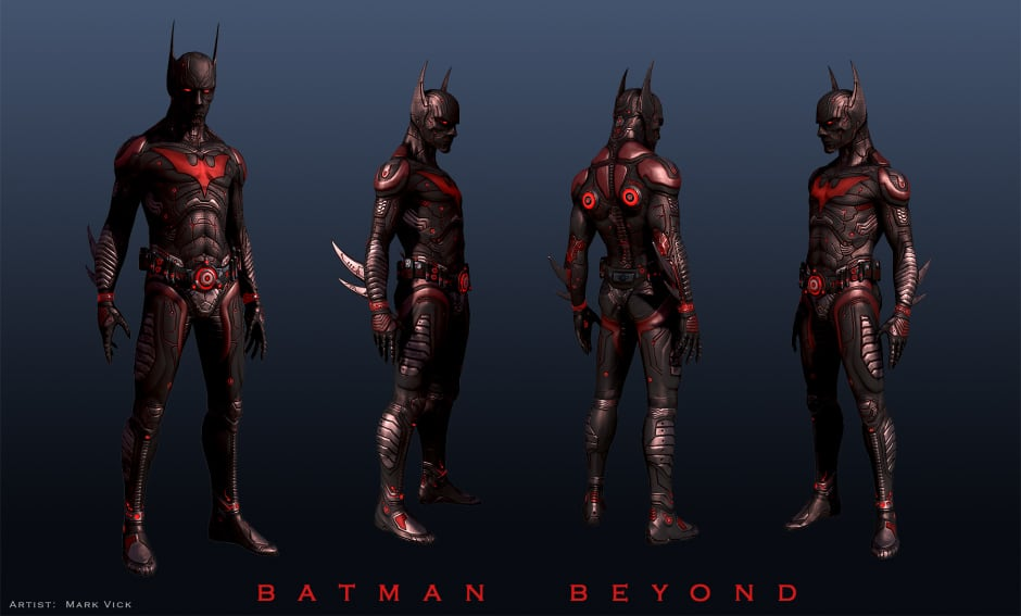 28 - Batman Beyond