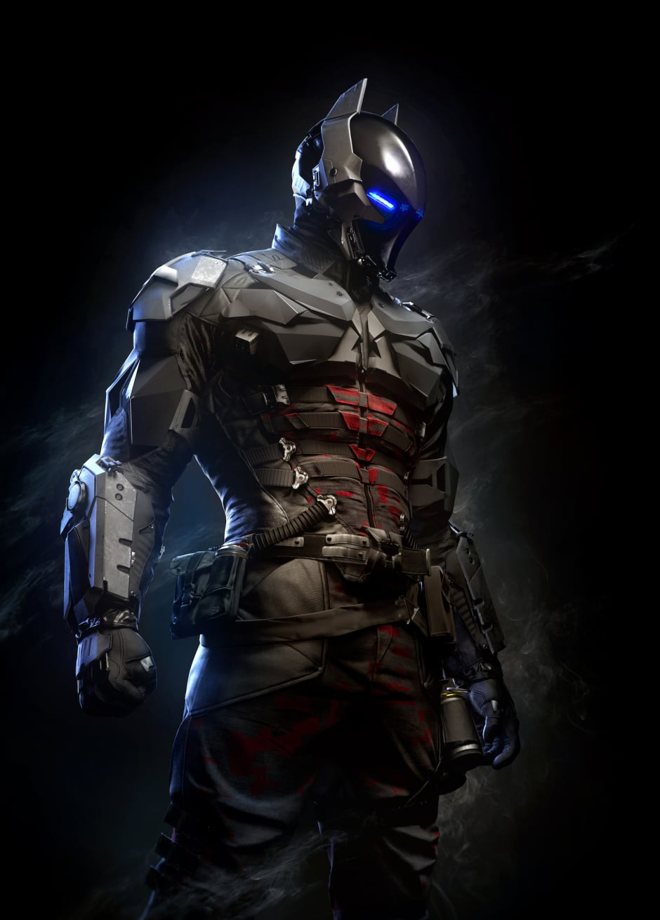 31 - Arkham Knight Render