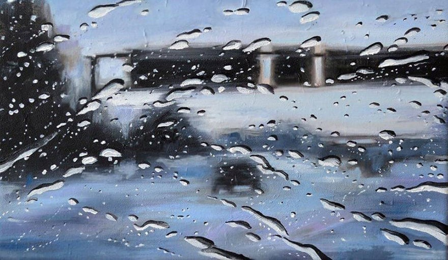 Rainscapes-Rainy-Windshield-Paintings-on-Canvas-by-Francis-McCrory3__880
