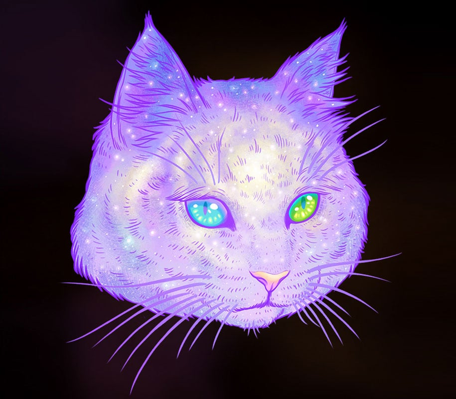 colorful-space-felines-galactic-cats-jen-bartel-5