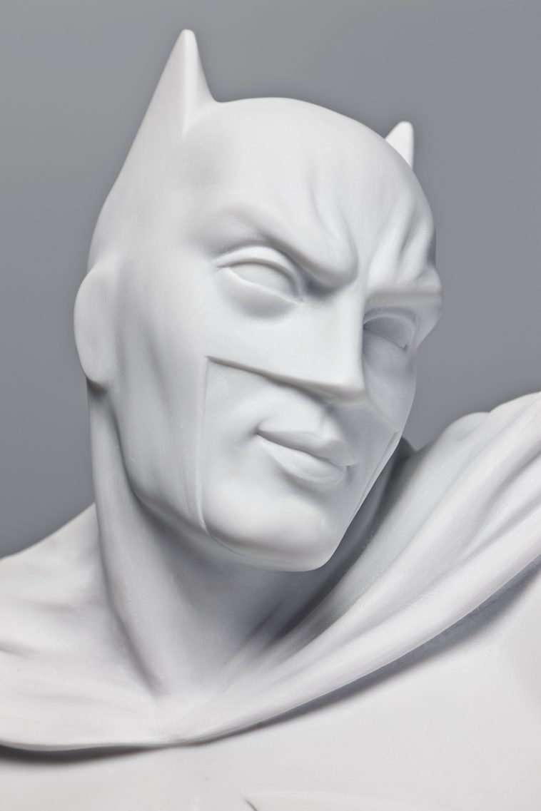 "heroes 758x1137 - Mauro Perucchetti Creates ""Modern Heroes"" after Famous Sculptures"